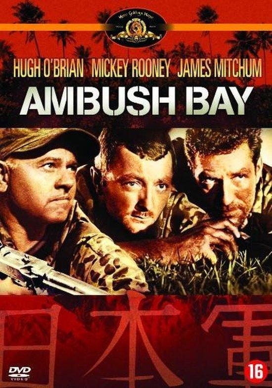 Cover van de film 'Ambush Bay'