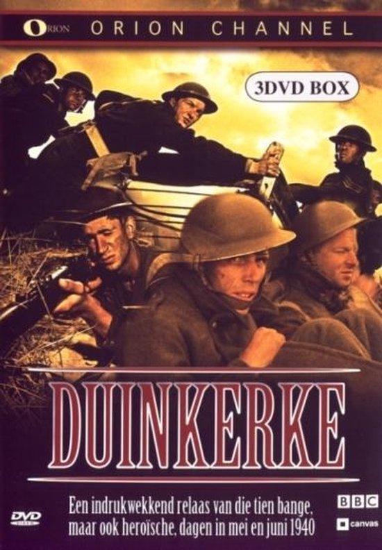 Cover van de film 'Duinkerke'