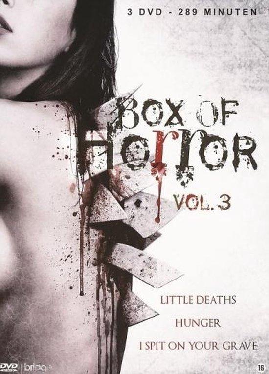 Cover van de film 'Box Of Horror - Volume 3'
