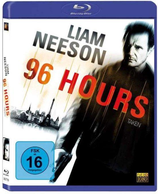 Cover van de film '96 Hours'