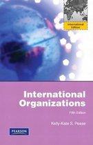 Boek cover International Organizations van Kelly-Kate Pease