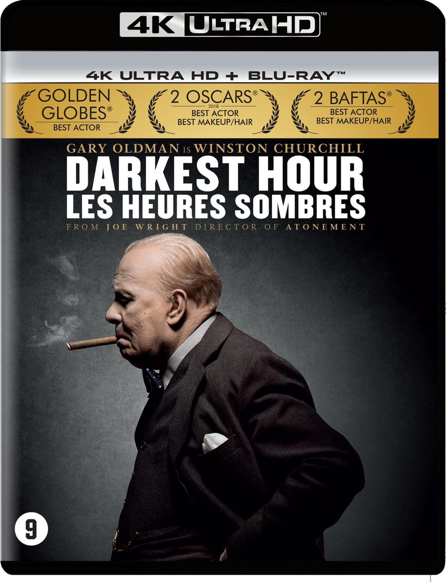 Darkest Hour (4K Ultra HD Blu-ray)-