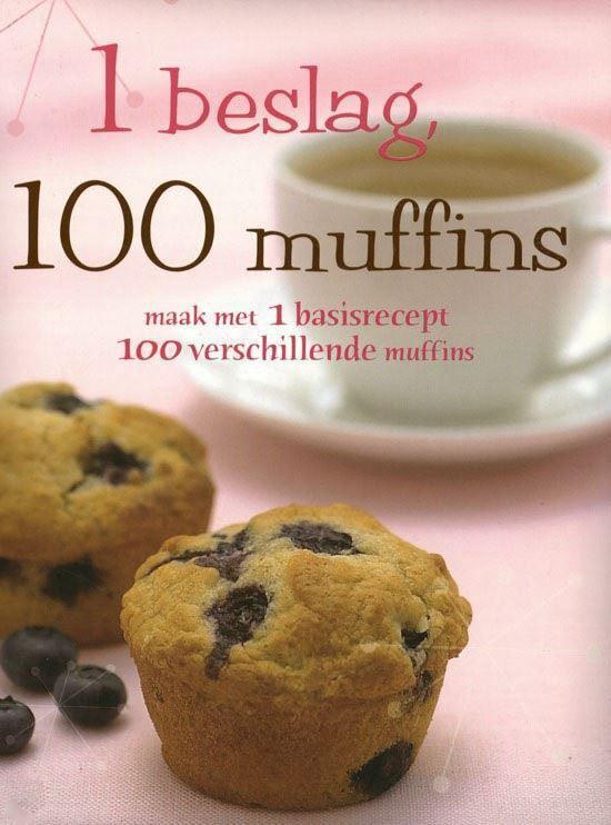 1 beslag, 100 muffins - Susanne Tee |