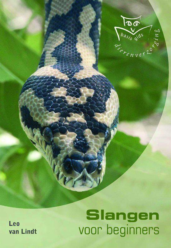 Slangen Voor Beginners - L. Van Lindt |