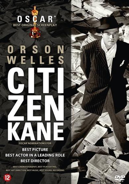 Cover van de film 'Citizen Kane'