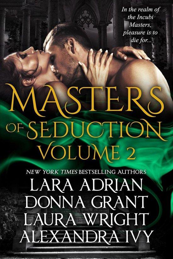 Boek cover Masters of Seduction Volume 2: Books 5-8 van Donna Grant (Onbekend)