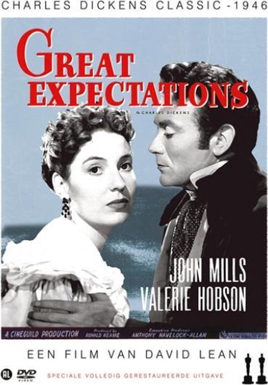 Cover van de film 'Charles Dickens Classic - Great Expectations'