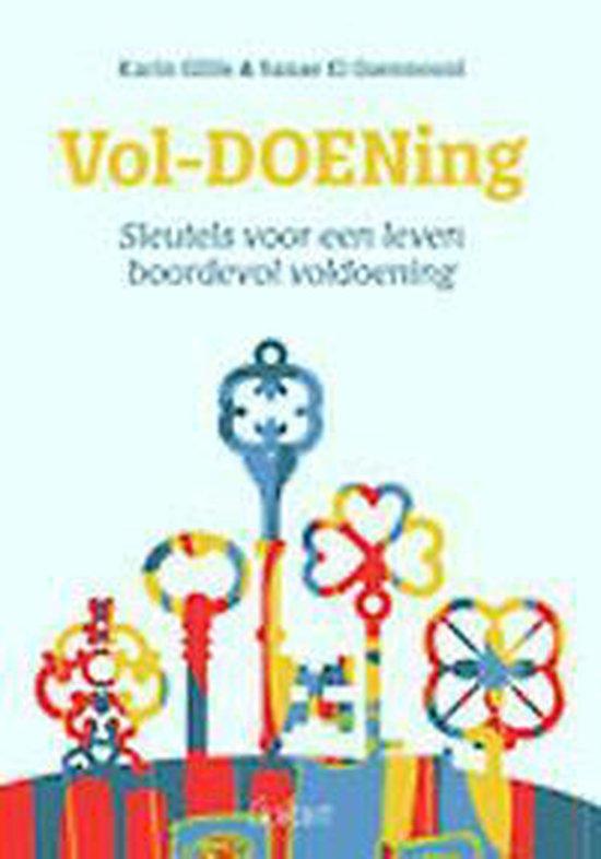Vol-DOENing-Sleutels voor een leven boordevol voldoening - Karin Gillis |