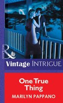 Omslag One True Thing (Mills & Boon Vintage Intrigue)