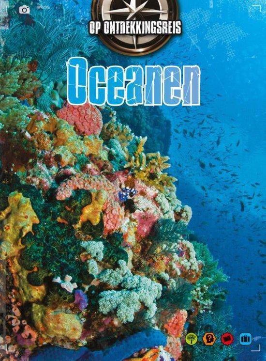 Op Ontdekkingsreis! - De Oceanen - Nick Hunter |