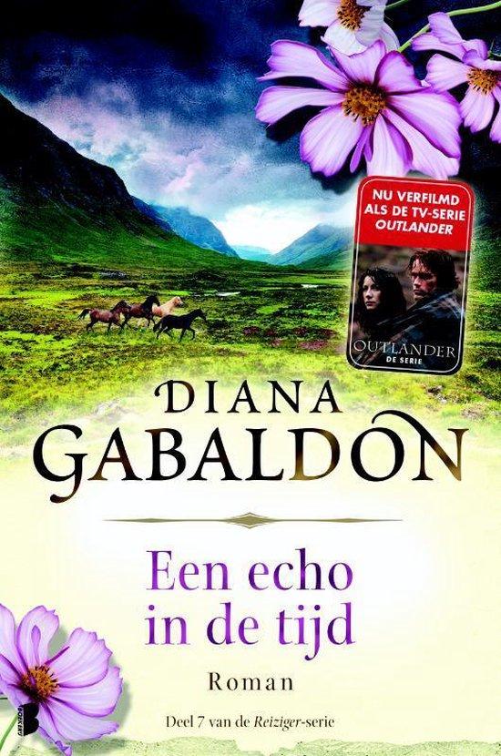 Reiziger 7 - Een echo in de tijd - Diana Gabaldon   Fthsonline.com