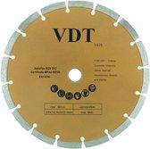 VDT Diamantschijf, Slijpschijf 230 mm (gesegmenteerd)