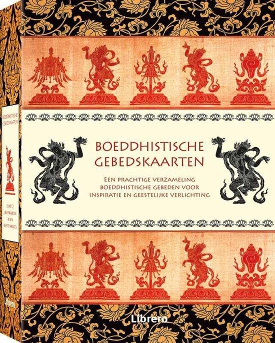 Boeddhistische gebedskaarten - nvt |