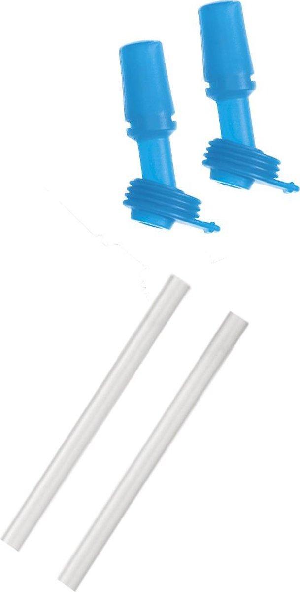 CamelBak Eddy Kids - Bite Valves & Straws - Blauw (Ice Blue) - Camelbak