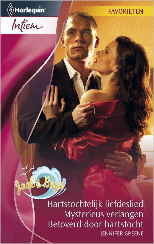 Cover van het boek 'Hartstochtelijk Liefdeslied / Mysterieus Verlangen' van Jennifer Greene