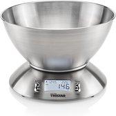 Tristar KW-2436 Keukenweegschaal – 5 kilogram – Ro