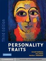 Boek cover Personality Traits van Gerald Matthews