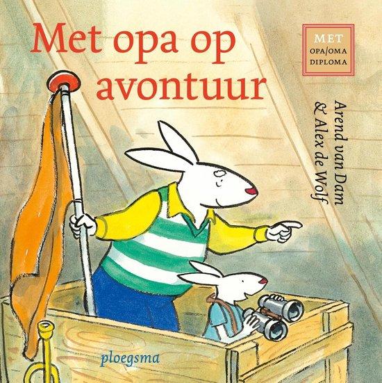 Met opa op avontuur - Arend van Dam pdf epub