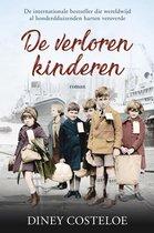 Boek cover De verloren kinderen van Diney Costeloe (Onbekend)