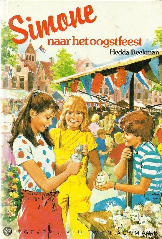 SIMONE NAAR HET OOGSTFEEST - Hedda Beekman |