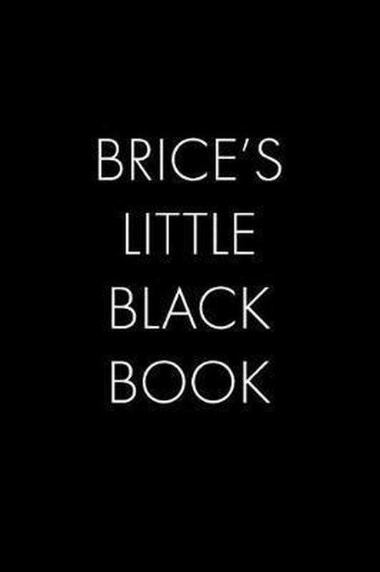 Brice's Little Black Book