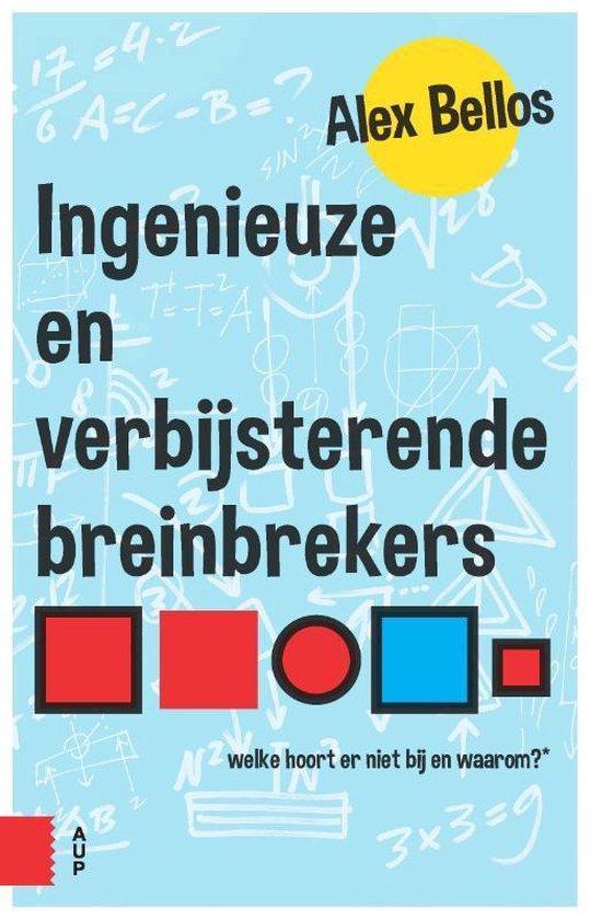 Ingenieuze en verbijsterende breinbrekers - Alex Bellos   Fthsonline.com