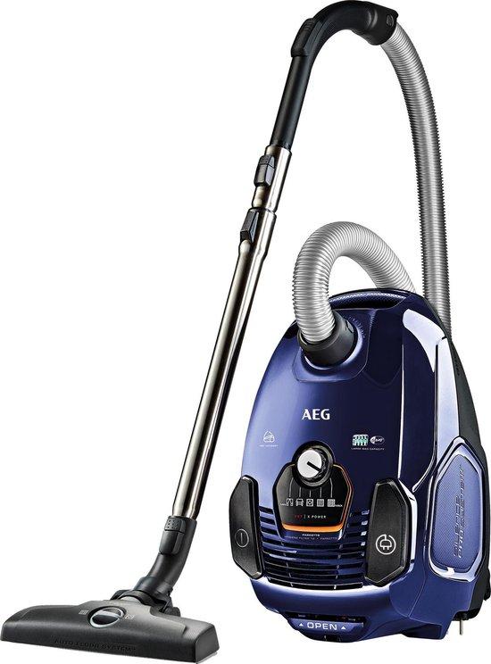 AEG VX7-2-DB - Stofzuiger met zak
