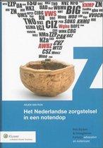 Het Nederlandse zorgstelsel in een notendop