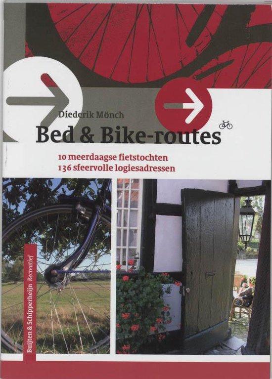 Bed & bike - routes - Diederik Mönch pdf epub