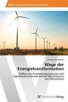 Wege der Energietransformation