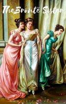 Omslag The Brontë Sisters: The Complete Novels