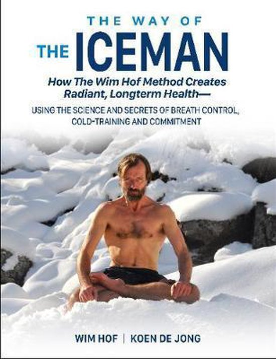 Omslag van The Way of The Iceman