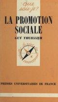 La promotion sociale