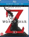 World War Z (3D Blu-ray)