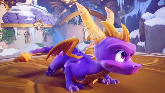 Spyro Reignited Trilogy - PS4 - Activision