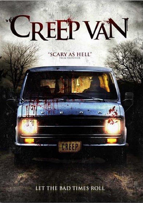 Cover van de film 'Creep Van'