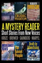 A Mystery Reader 001: Short Stories From New Voices
