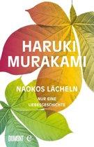 Boek cover Naokos Lächeln van Haruki Murakami