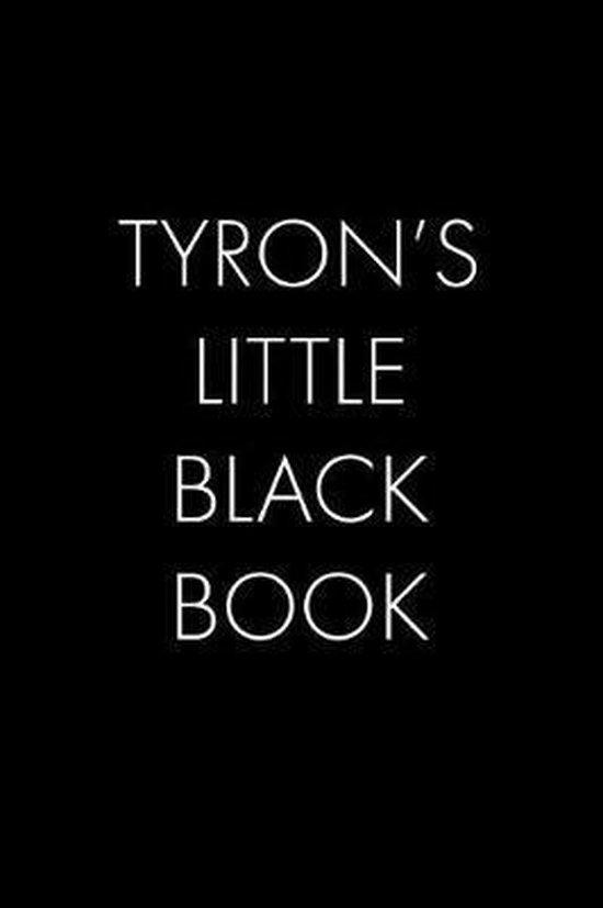 Tyron's Little Black Book