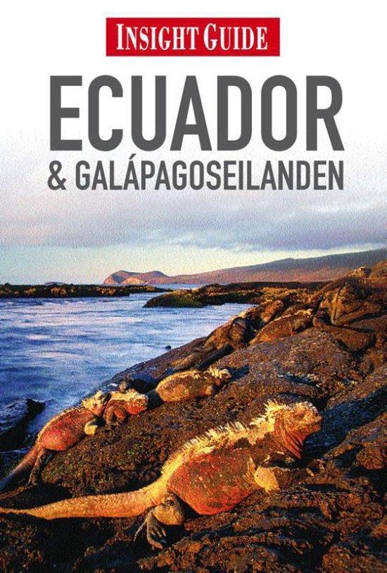 Insight guides - Ecuador en Galapagoseilanden - Insight Guides (Nederlandstali |