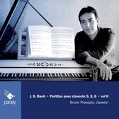 Bach: Partitas Pour Clavecin