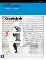 Slow Management - Slow management Creativiteit