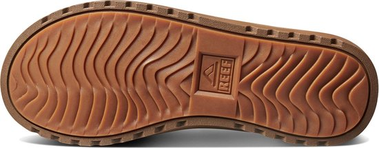 Reef Voyage Lux Heren Slippers - Brown/Brown - Maat 43