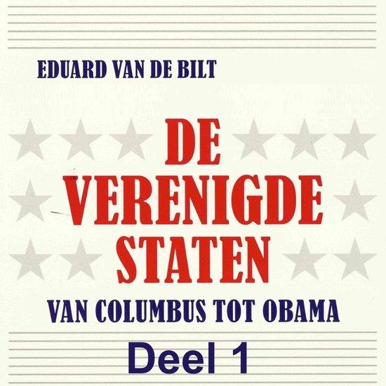 Boek cover Van Columbus tot Obama van Eduard van de Bilt (Onbekend)