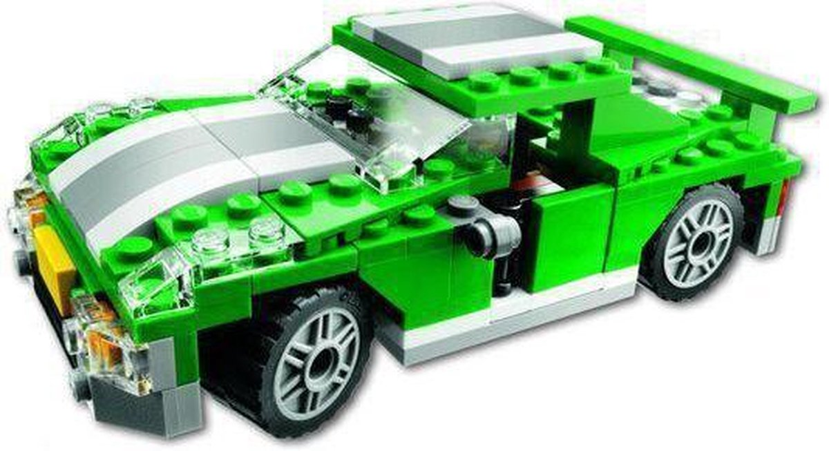 LEGO Creator Straatracer - 6743