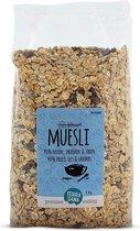 Terrasana Muesli 40% noten & zuidvruchten - 1000 gram