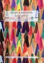 Hoe geef je professionele studiecoaching?