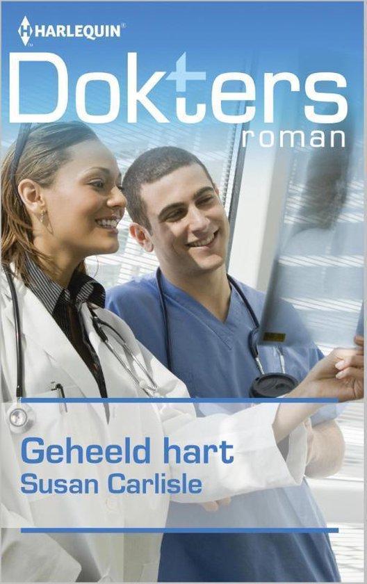Geheeld hart - Doktersroman 66B - Susan Carlisle |
