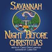 Omslag Savannah Night Before Christmas
