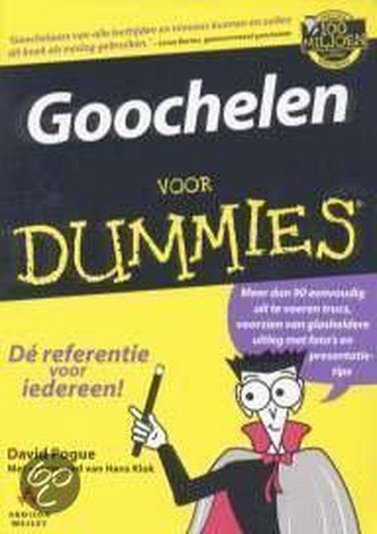 Voor Dummies - Goochelen voor Dummies